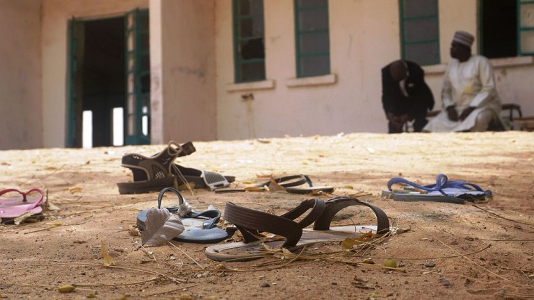 Government Girls Science and Technical College was attacked by Boko Haram