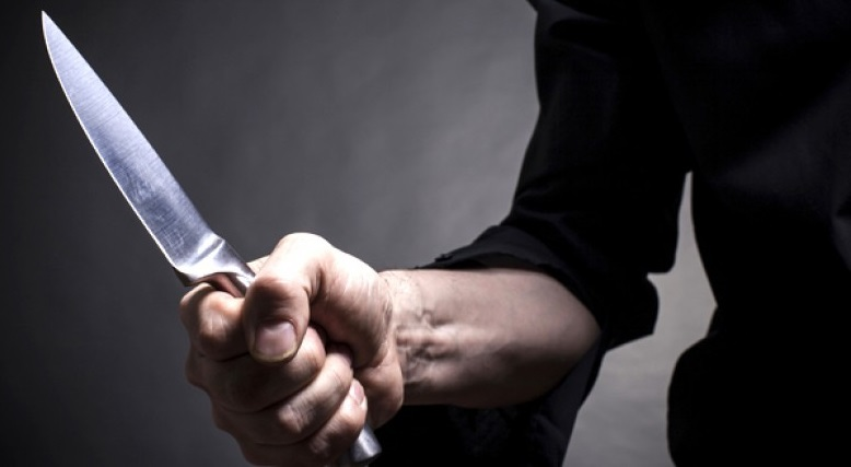 A man holding knife (File Photo)