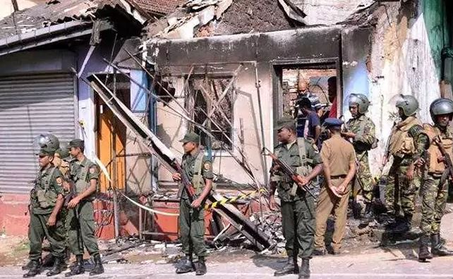 A state of emergency for 10 days has been declared in Sri Lanka.