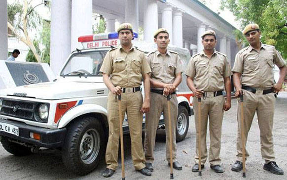 Delhi police (File Photo)