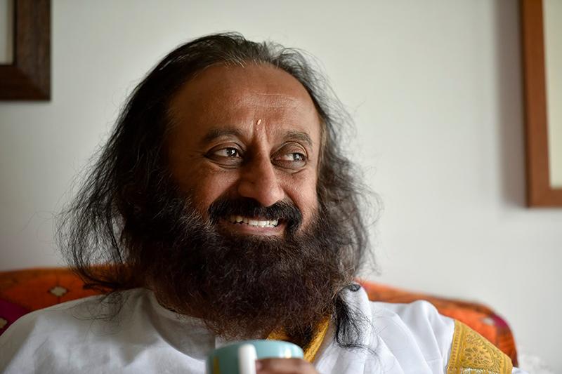 Sri Sri Ravi Shankar (File Photo)
