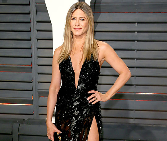 Hollywood actor Jennifer Aniston (File Photo)