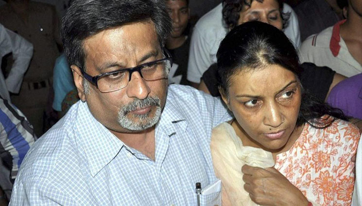 Parents of Aarushi (File Photo)