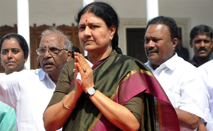 VK Sasikala (File Photo)