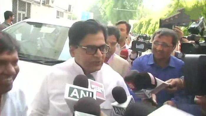 Samajwadi Party leader Ram Gopal Yadav