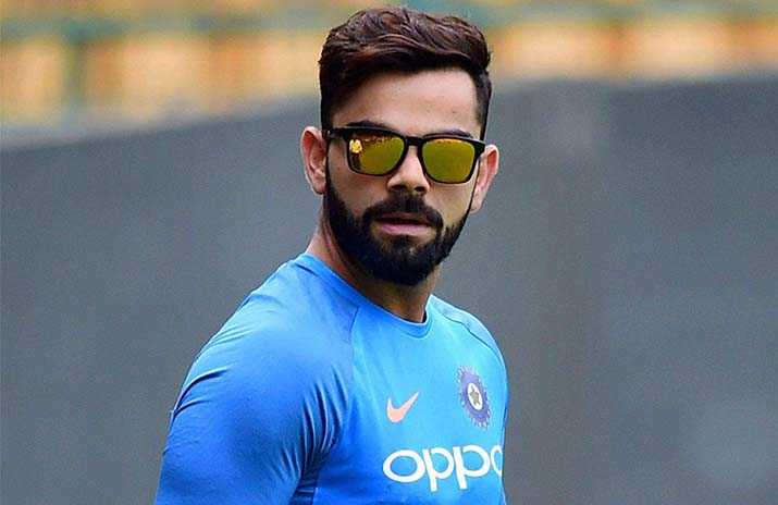 Indian cricketer Virat Kohli (File Photo)