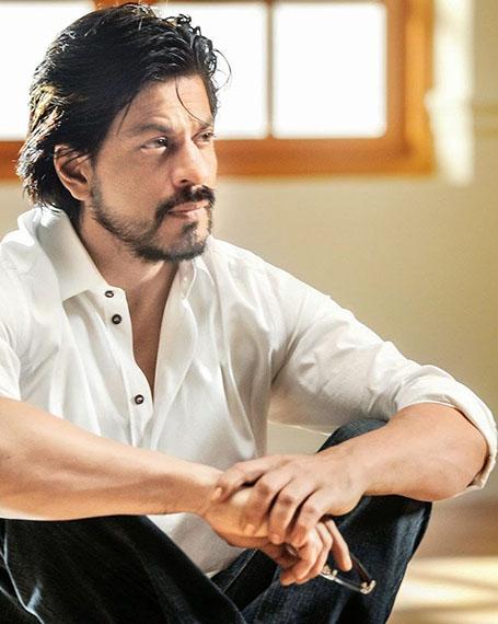 Bollywood Shahrukh Khan (File Photo)