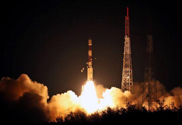 ISRO launches Navigation satellite INRSS-1I