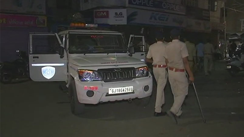 Gujarat police investigating the mater