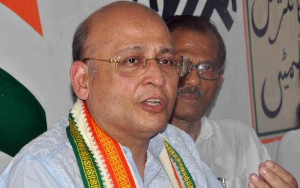 Congress leader Abhishek Manu Singhvi (File Photo)
