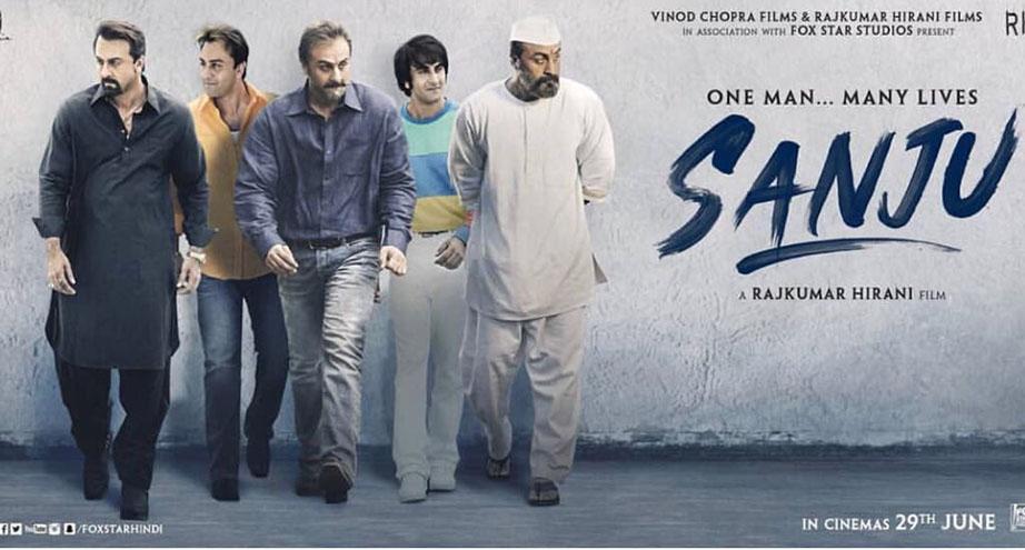 Poster of Sanju