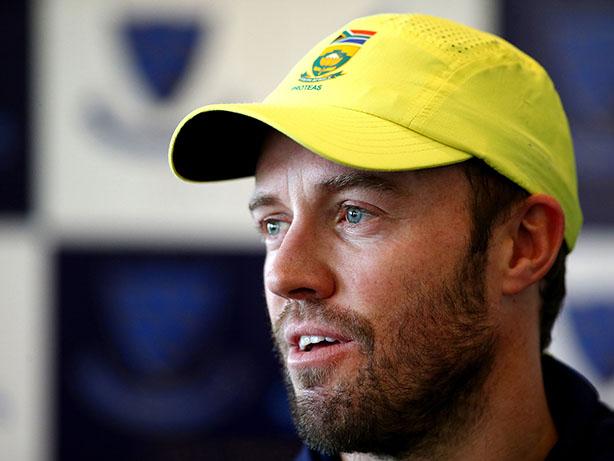 AB de Villiers (File Photo)