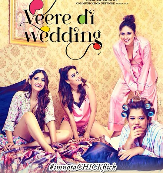 Poster of Veerey di Wedding