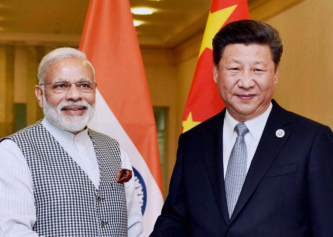 Prime Minister Narendra Modi with Chinese President Xi Jinping (File Pic)