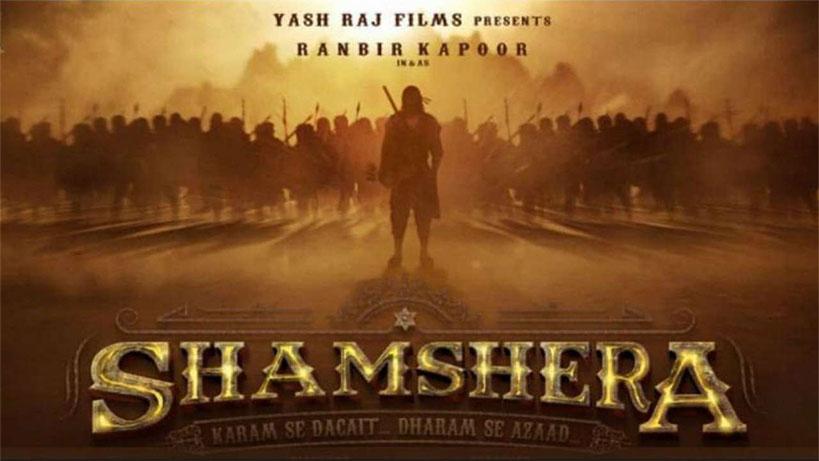 Poster of Shamshera