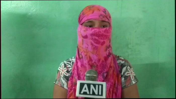 Victim of Unnao rape case