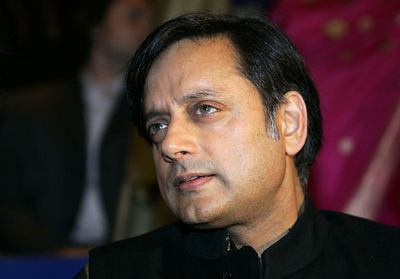Shashi Tharoor (File Photo)