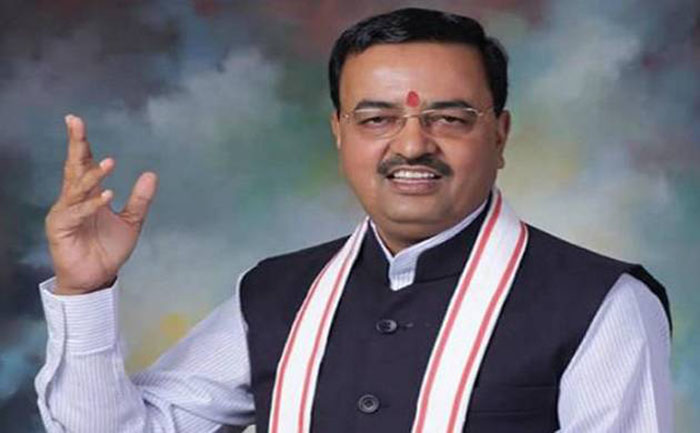 Uttar Pradesh Deputy chief Minister Keshav Prasad Maurya(File Photo)