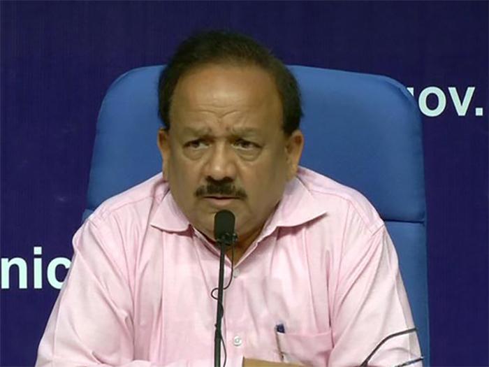 Union Environment Minister Harsh Vardhan