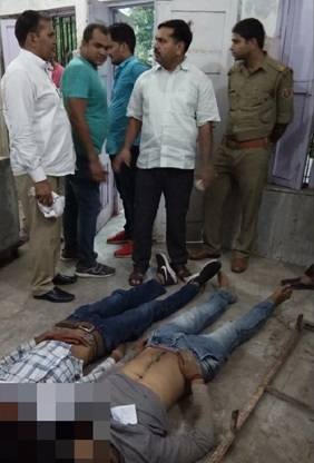 Two wanted criminals killed