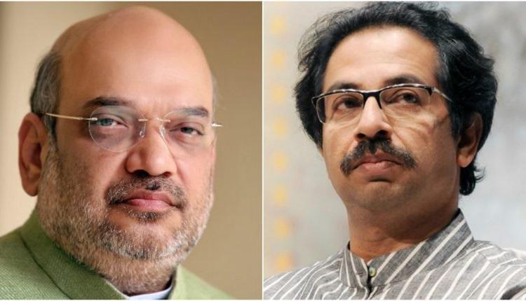 Amit Shah and Uddhav Thackeray