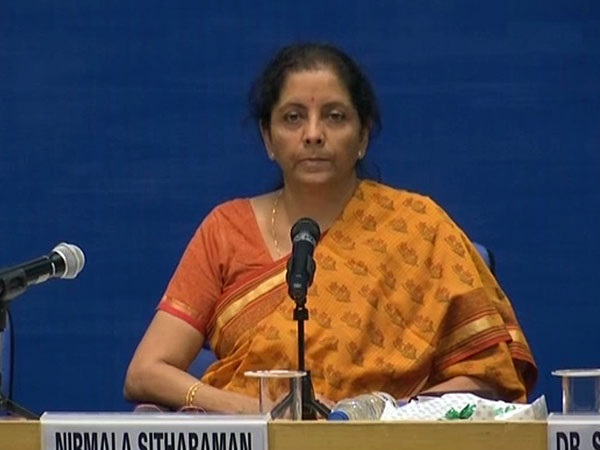 DM Sitharaman stated while addressing a press conference