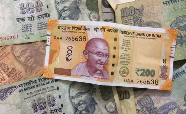 Rupee depreciated by 17 paise