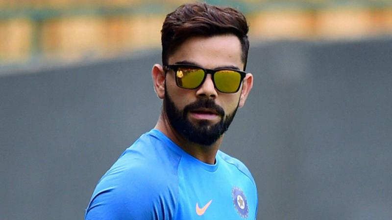Virat Kohli (File Photo)