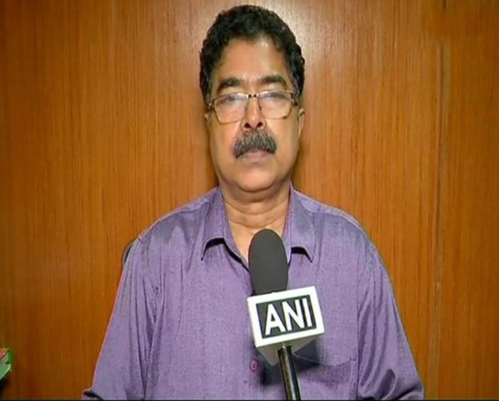 IMD officer Ajay Kumar