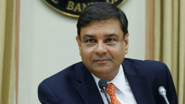 RBI Governor Dr Urjit Patel
