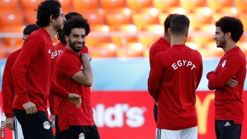 Egypt's Football team