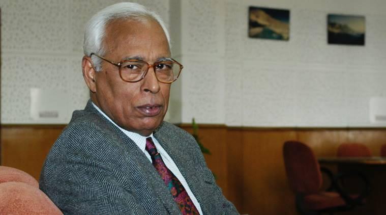 Jammu and Kashmir's  Governor NN Vohra