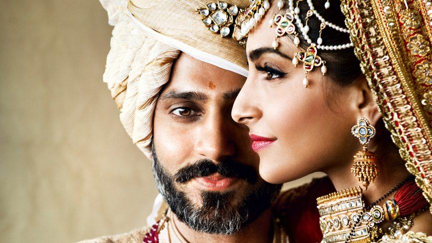 Bollywood star Sonam Kapoor Ahuja with hubby Anand Ahuja