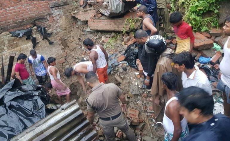 Shastri Nagar, where 4 people have died