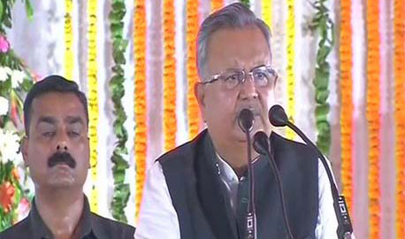 Raman Singh, Chief Minister (File Photo)