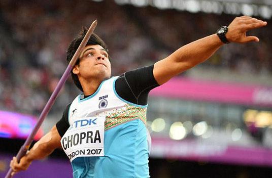 Neeraj Chopra (File Photo)