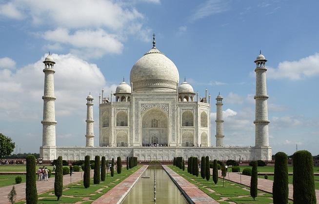 Taj Mahal (File Photo)