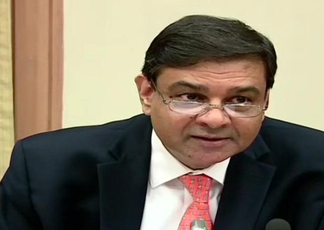 RBI Governor Urijit Patel