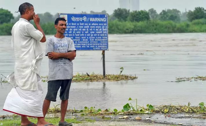 The sub-divisional magistrates have been instructed to maintain vigil of the Yamuna river