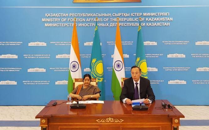 EAM Sushma Swaraj