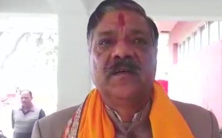 BJP MLA Pooran Prakash
