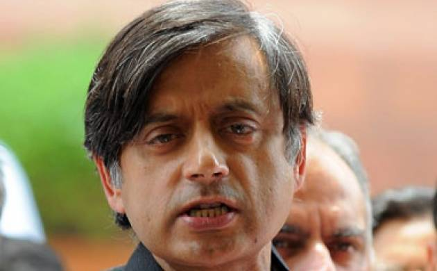 Shashi Tharoor (File Photo)