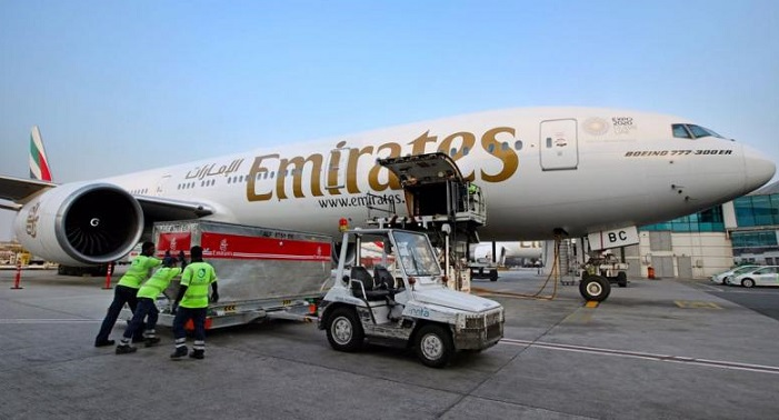 Dubai-based Emirates SkyCargo