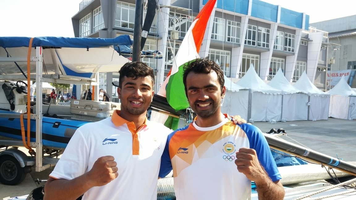 Varun Thakkar and KC Ganpathy