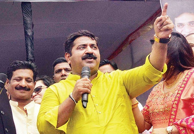 BJP MLA Ram Kadam (File Photo)