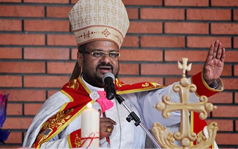 Bishop of Jalandhar, Franco Mulackal