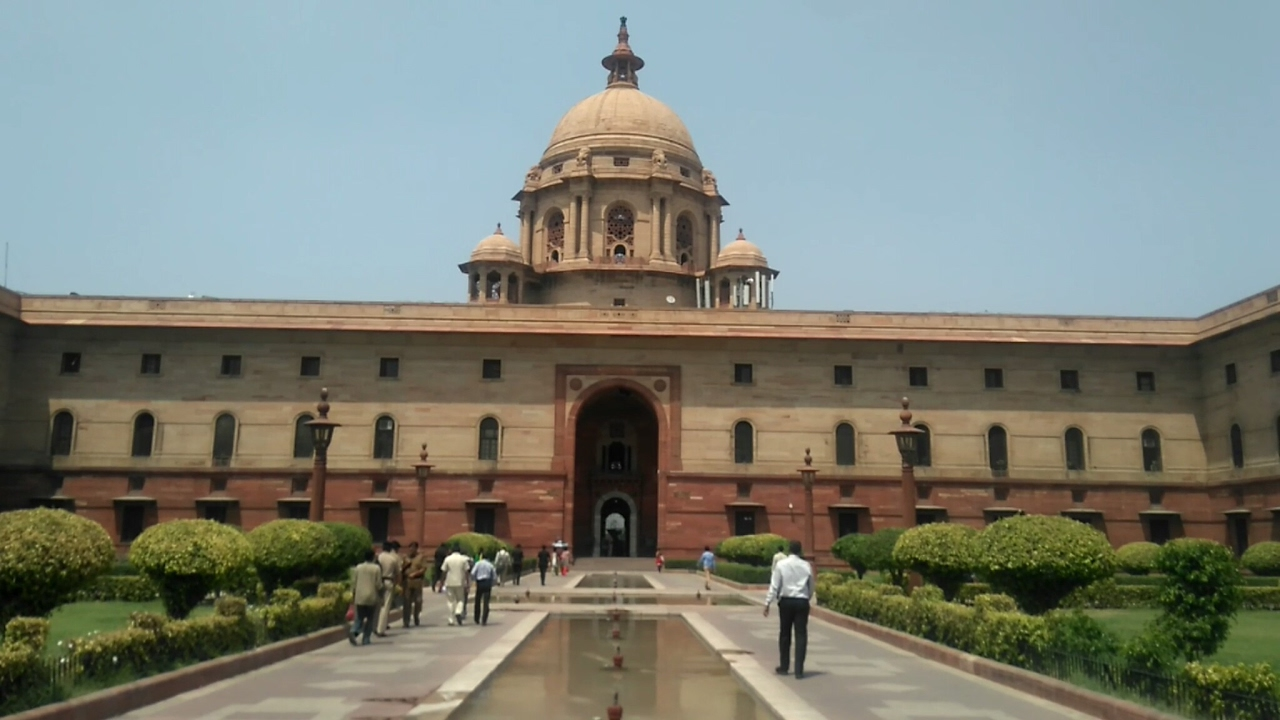 North Block (File Photo)