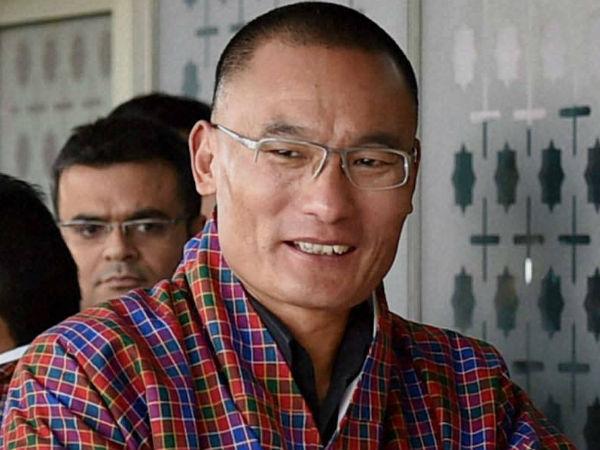 Tshering Tobgay (File Photo)