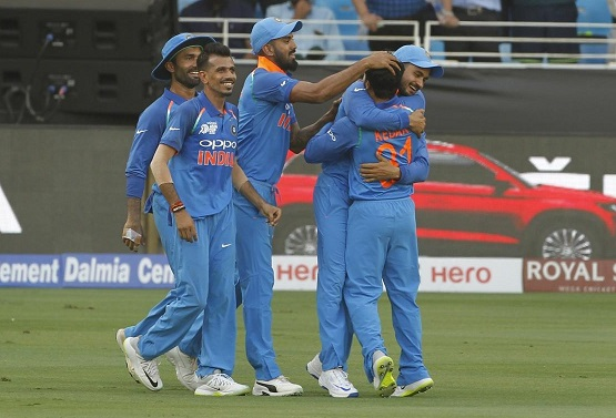 Indian cricket team (File Photo)