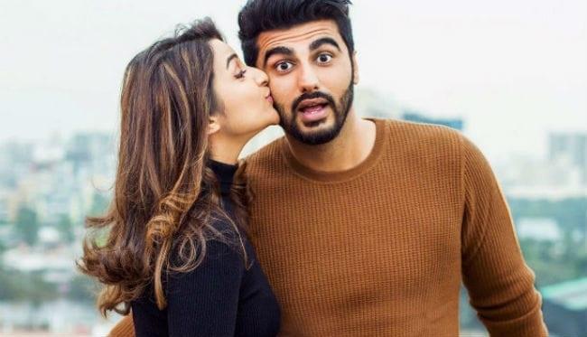 Parineeti Chopra and Arjun Kapoor
